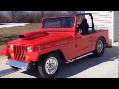 1979 Pro Street Jeep Sold Sold Sold Erics Muscle Cars Youtube