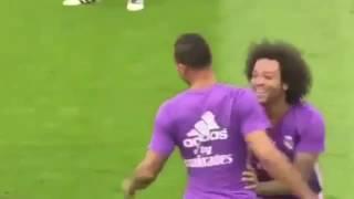 Real Madrid: Ronaldo se prend un petit pont devant les caméras et se vexe
