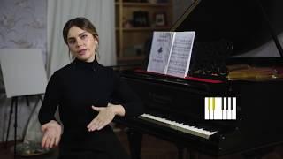 """Как научиться играть на фортепиано? Черные и белые клавиши. """"Будь в музыке!"""" Урок 2."""
