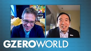 Andrew Yang on Governing & Supporting American Families & Businesses in a Pandemic | GZERO World