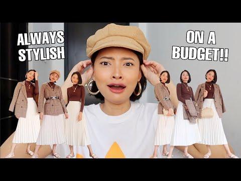 Stylish On a Budget! Head To Toe Ep.2   Shopee Haul thumbnail