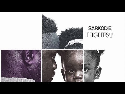 Sarkodie Releases Highest Album Cover and Tracklist 🔥🔥🔥