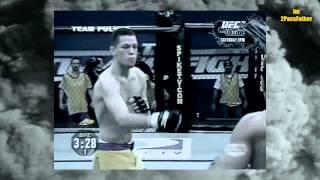 Nate Diaz tuf fights