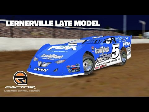 rFactor: Lernerville Late Model (Super Late Model @ Lernerville Speedway)
