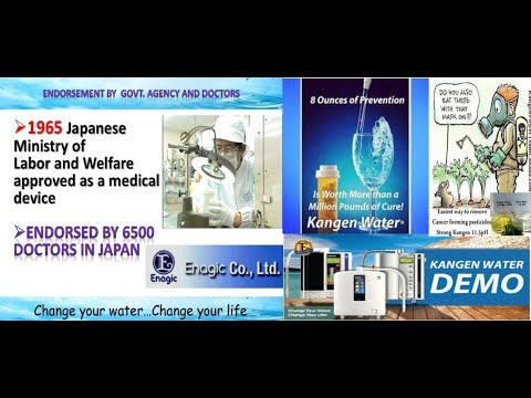 kangen water machine wiki from enagic in india a to z. Properties, benefits, reviews, best price
