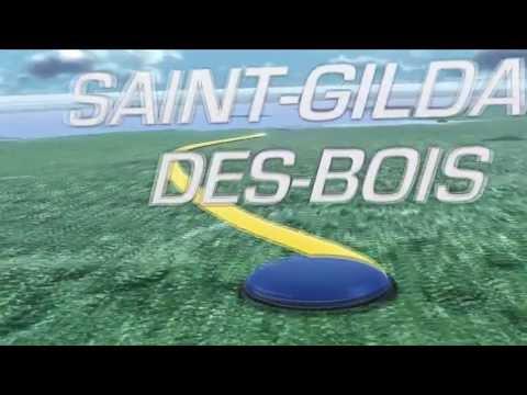 The 100th Tour de France route in 3D / Le parcours du 100ème Tour en 3D