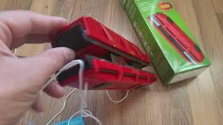 the Glider магнитная щетка для мытья окон!