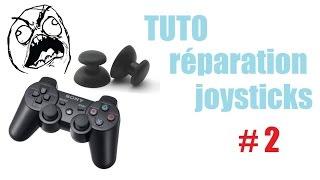 Tuto - réparation joystick manette ps3
