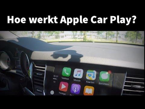 Apple CarPlay op de Opel Astra (Navi 900 Intellilink)