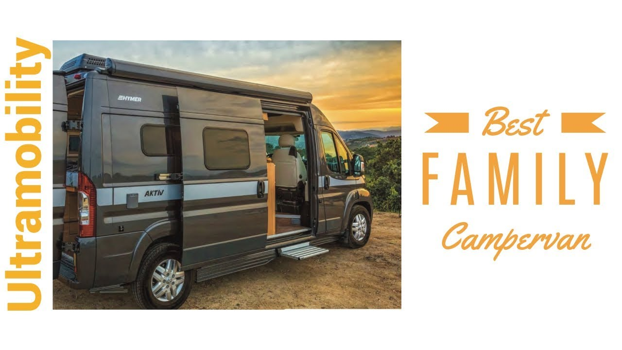 Review of 2018 Hymer Aktiv 1.0 | 20 Foot Camper Van that Sleeps 4