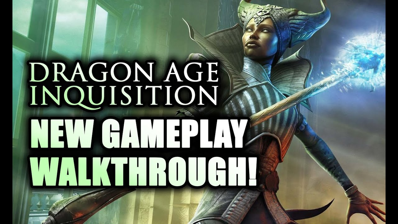 Dragon Age: Inquisition - All News | Games @ RPGWatch