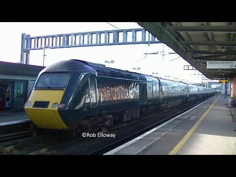 Great Western Railway class 43 HST 43035 + 43188