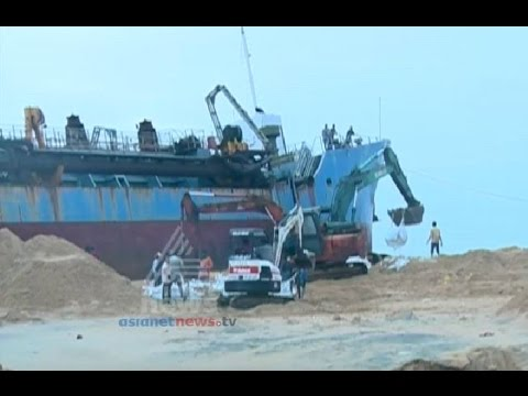 Engine failure: Italian ship drops anchor off Kollam