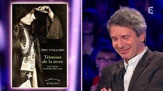 Eric Vuillard - On n'est pas couché - 22 novembre 2014 #ONPC