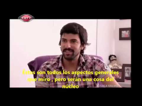 Engin Akyurek - entrevista sub español