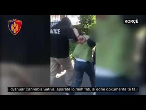 Goditet një grup i strukturuar kriminal në Korçë, 5 në pranga