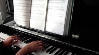 Soul Eater Opening 1 Resonance FULL Piano T.M.Revolution