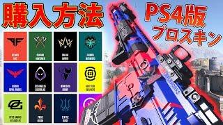 【MW:実況】PS4版プロ迷彩ついに実装購入方法&おススメのチーム紹介。ロンド…