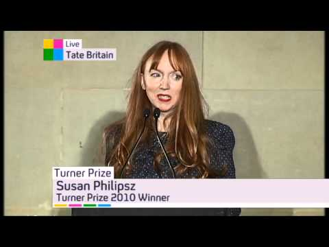 Susan Philipsz wins the 2010 Turner Prize