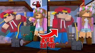 Minecraft .EXE 3.0 #27 - FINALLY, HAS LITTLE KELLY HAS CURED ROPO?