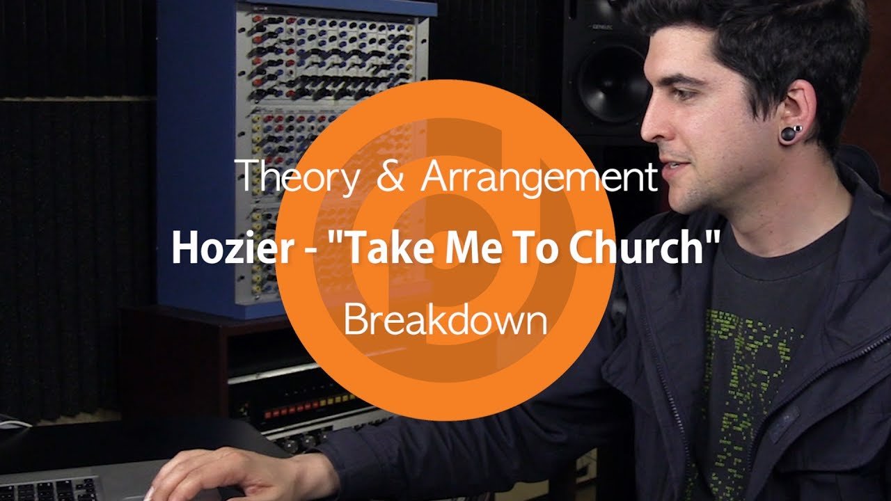 Hozier Scale And Song Breakdown Of Take Me To Church