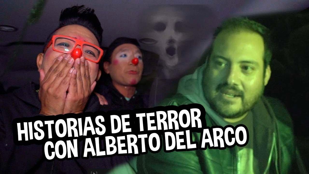 HISTORIAS DE TERROR / ALBERTO DEL ARCO / LOS DESTRAMPADOS