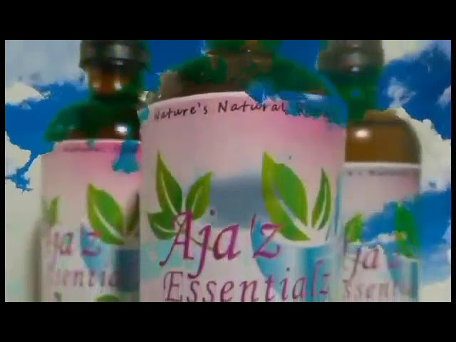 Aja'z Essentialz  promotes The Mane-Beard Oil