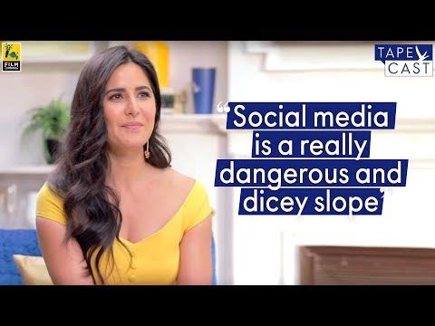 Katrina Kaif And Vicky Kaushal On Social Media