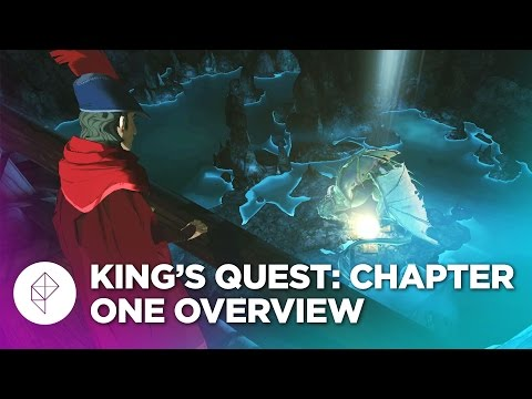 The puzzles, nostalgia and many death screens of the new King's Quest