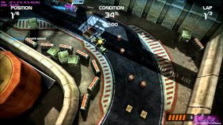 Death Rally PC Gameplay HD 1440p