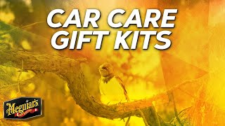 Car Care Gift Kits from Meguiar's