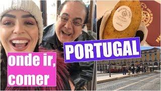 VLOG PORTUGAL - LISBOA I Praça do Comércio, Elétrico 28, Elevador de Santa Justa I Tha Froio