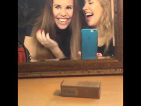 Lucía Gil y Natalia gil