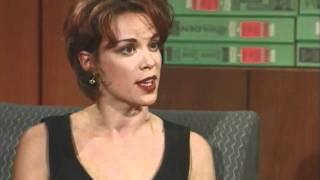 Chase Masterson Interview 1995