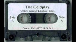 Coldplay - Ode To Deodorant Demo Tape (Full)