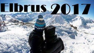 Elbrus 2017 / Эльбрус - GOPROhero5 - 4К
