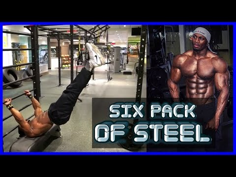 Ulisses JR Hardest ABS Sets Workout !! Exercices for Six Pack of Steel – 2017 [thediacl]