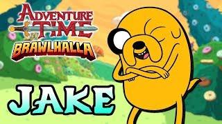 Inflatable Hammer = BEST KO • Jake Brawlhalla Gameplay