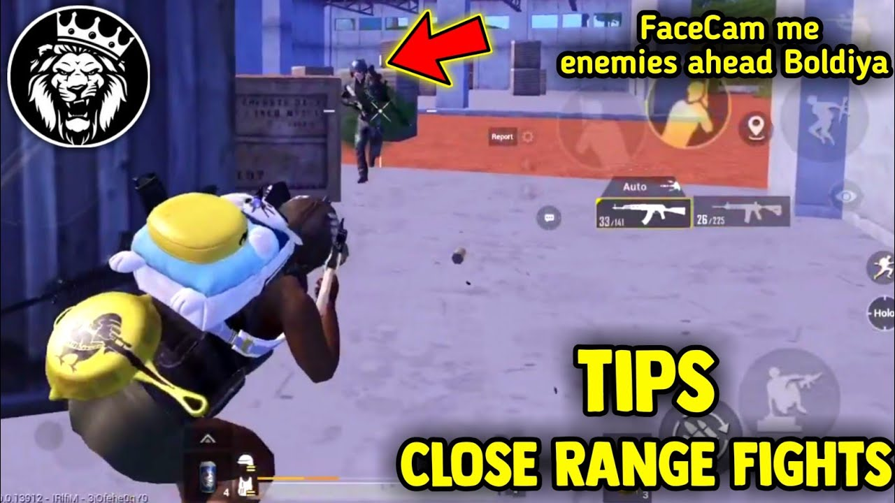 14th August Special - Close Range Fights ki Tips / Star ANONYMOUS Pubg Mobile