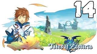 Tales of Zestiria | Máxima Dificultad | P14 | Boss Salamander