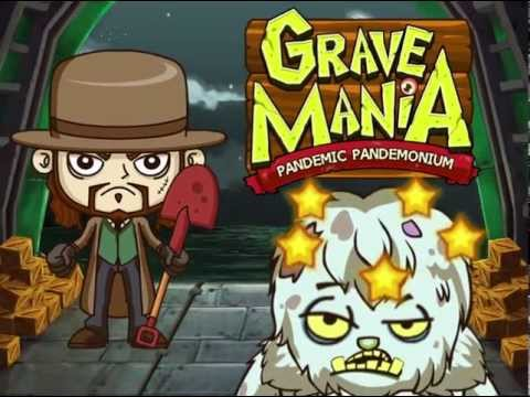 Get Spooked with Grave Mania 2 this Halloween!