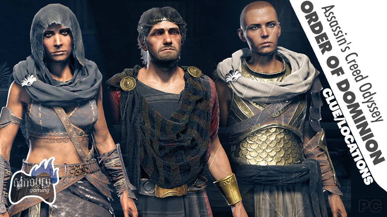 How To Get Darius Armor And Amorges Weapon In Asassin S Creed Odyssey