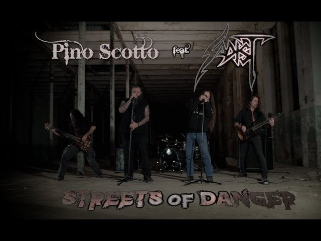 PINO SCOTTO feat. SADIST | STREETS OF DANGER