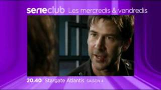 Trailer Stargate Atlantis Saison 4 Mercredis & Vendredis 20H40 Sur Série Club