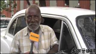 Story on Ambassador Car in Dinamalar Video Dated June 1st 2014