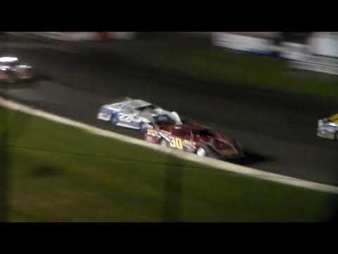 Late Model Amain @ Hamilton County Speedway 07/15/17