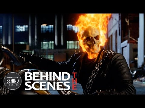 Ghost Rider (Behind The Scenes)