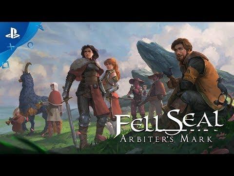 Fell Seal: Arbiter's Mark - Preorder Trailer   PS4