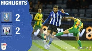 Sheffield Wednesday 2 West Brom 2 | Extended highlights | 2018/19