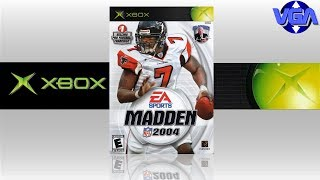 Madden 2004 Gameplay Xbox Ps1 Ps2 Gamecube Pc 2003